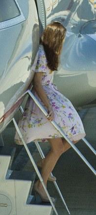 Kate et le vent