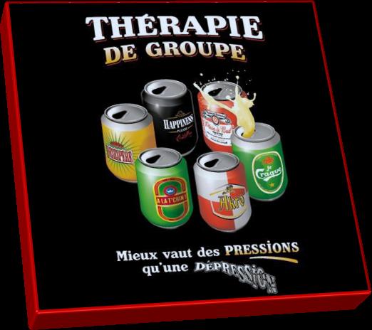 Thérapie de groupe (Humour)