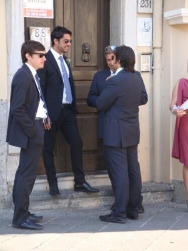 Taormina, mariage 3