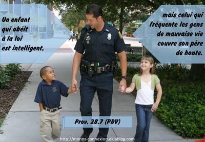Proverbes 28 - Lecture et Prière