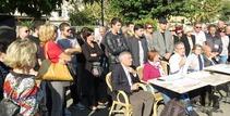 Election territoriale                         Calendrier des réunions publiques