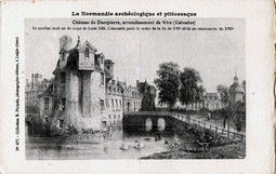 LES REMPARTS DE DAMPIERRE (Calvados)