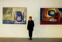 CV complet - expositions Lyon 1994 GUALLINO