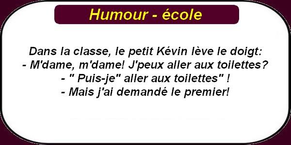 En attendant l'interventionn de Macron voici un peu d'humour...