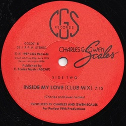 Charles & Gwen Scales - Inside My Love