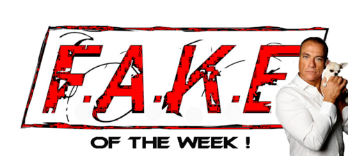FAKE OF THE WEEK (#2): JC, DANGER & CHIWAWA
