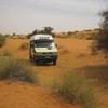 Mauritanie Route de l'Espoir Repas de midi