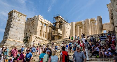 La révolte contre le tourisme
