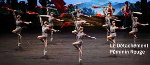 Ballet National de Chine - du 25 au 29 septembre et du 1er au 3 octobre 2013