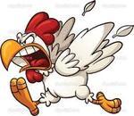 poule à Pâques