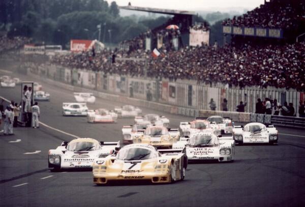 Le Mans 1985 I