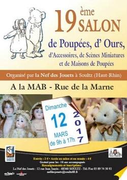 Salon Ours & Poupée Soultz