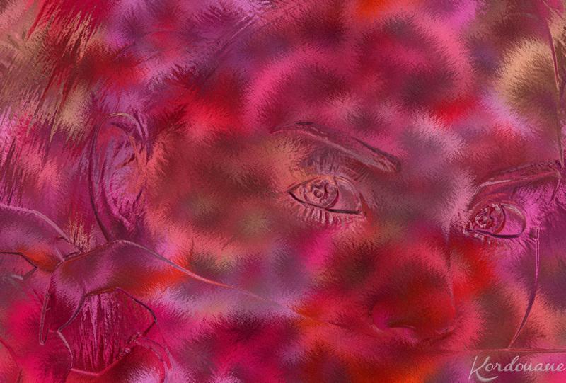 Photo manipulation à partir d'un portrait 3D
