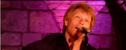 Jon Bon Jovi Live Acoustic Napa San Francisco Aug 28 2012