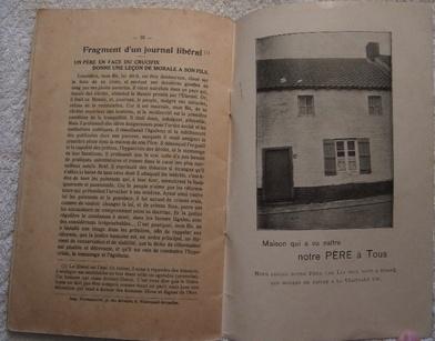 Maison natale du Père Dor (complet)(in Discours du Jour de la Toussaint)