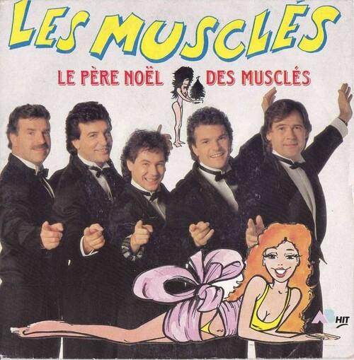 Les Musclés - Le Père Noël Des Musclés (1989)