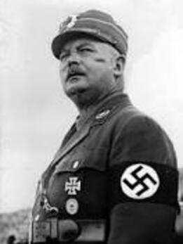 Ernst Rohm, le rival dangereux de l'ombre...