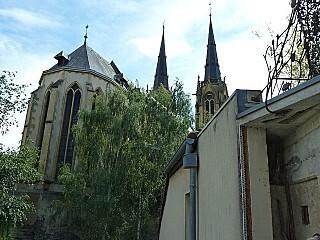 L'Îlot trésor rue Marchand Metz 49 Marc de Metz 2012