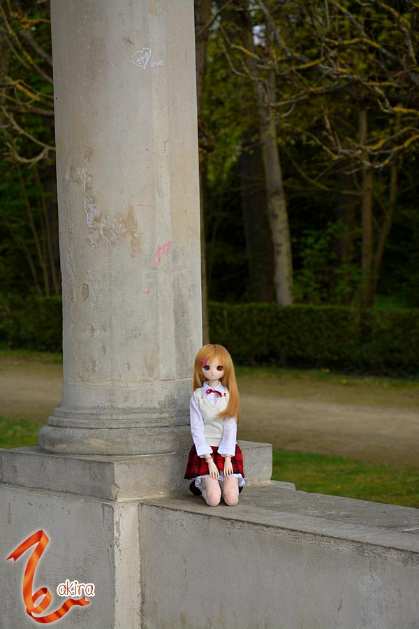 Balade au château de Compiègne