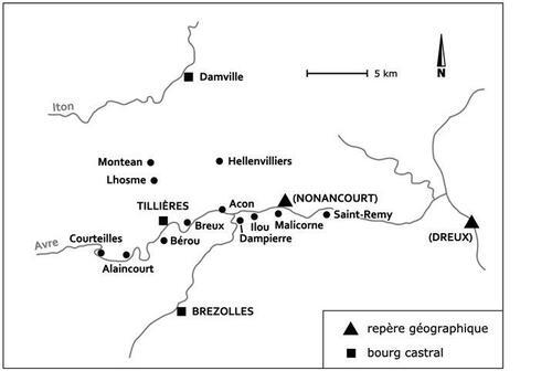 LES REMPARTS DE COURTEILLES (Eure)