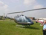 Bell 206B Jet Ranger OO-COP,Belgique