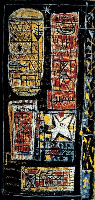La Grande Composition - 1947