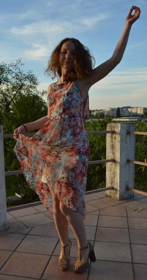Ma garde robe au printemps ♥