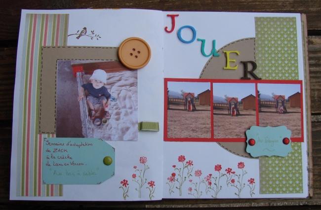 Journal de l'été avec Scraprêve (9).