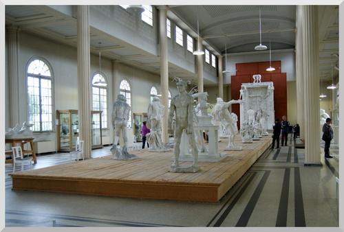 Musée Rodin. Meudon
