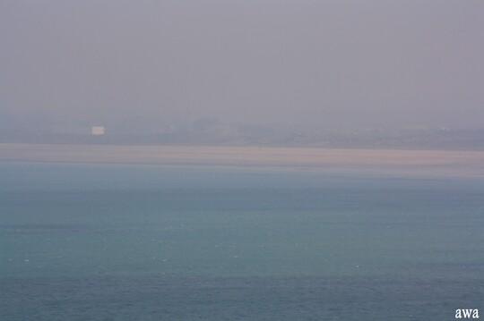 Normandie : Granville,  Pointe du Roc