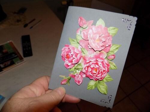Dernières cartes reçue