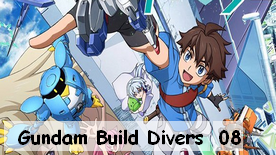 Gundam Build Divers 08