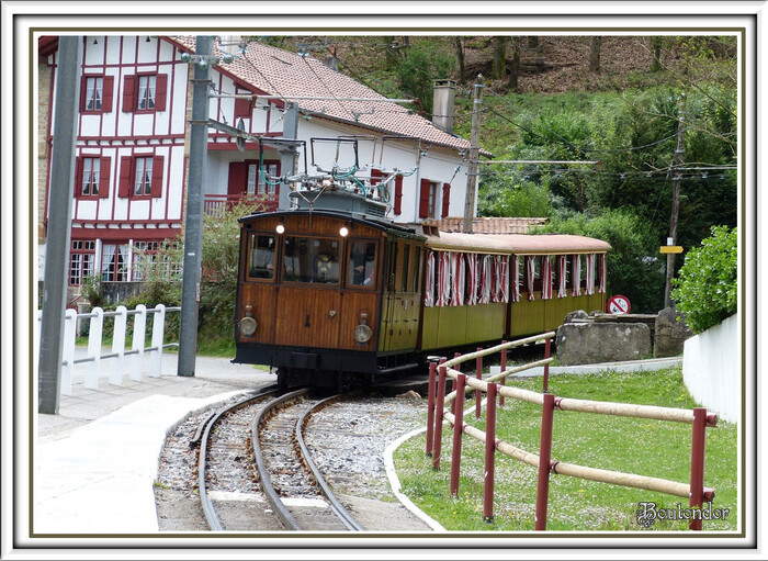Train de la Rhune - série 1