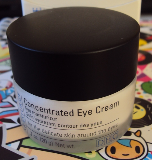 DHC : Concentrated eye cream, du Japon from San Francisco
