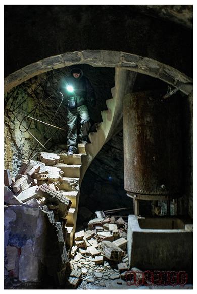 Le bunker de cristal