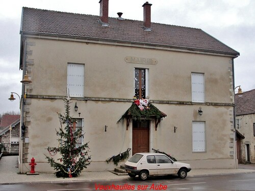 -Une patinoire à Châtillon sur Seine !