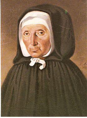 Sainte Jeanne Jugan. Fondatrice des Petites Soeurs des Pauvres († 1879)