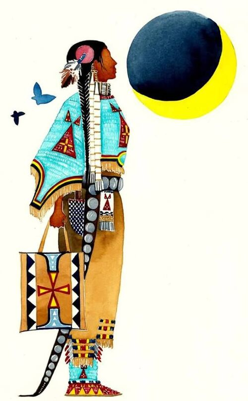 Joe Pulliam ► Lakota artist
