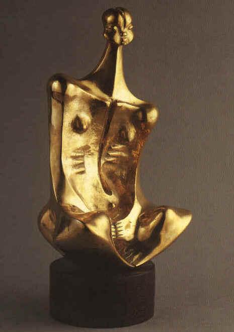 Nginamau Lukiesamo, sculpteur