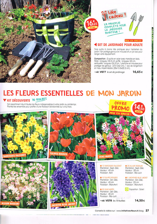 Vente Initiative Fleur&Nature