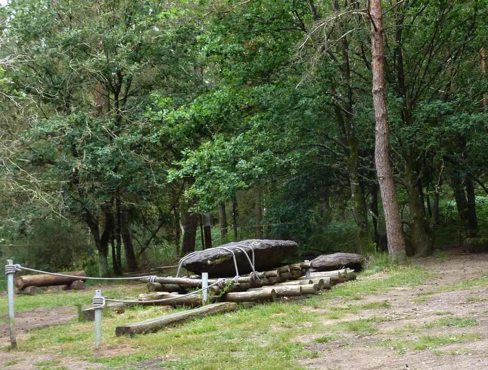 Menhirs de Monteneuf (2)