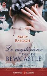 La saga des Bedwyn, Tome 6 : Le Mystérieux Duc de Bewcastle