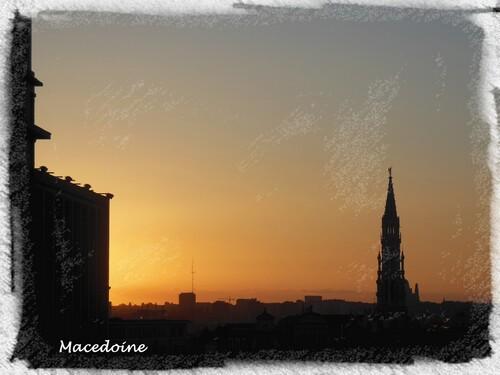 Bruxelles, ma belle....