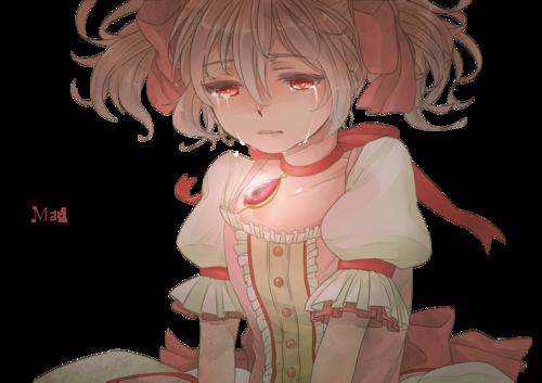 Manga pleurant