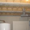 Pose évacuation en PVC diamètre 100 au sous sol (10)