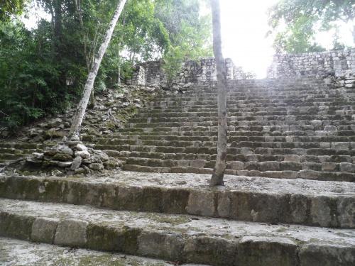 chicana et calakmul
