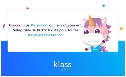 Klassroom, outil indispensable pour communiquer avec les parents