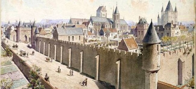 Du carreau du temple à la place de la République