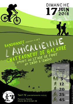 CHATEAUNEUF DE GALAURE