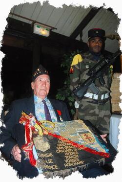 * Louis VIRATELLE, grand Ancien du Bataillon du Pacifique s'est éteint à Nouméa le 28 Décembre 2014